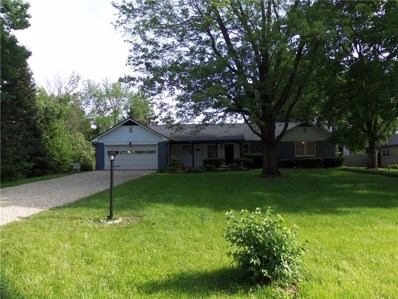 5221 Thornleigh Drive, Indianapolis, IN 46226 - #: 21642676