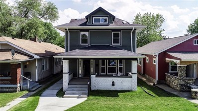 1141 W 35th Street, Indianapolis, IN 46208 - #: 21642738