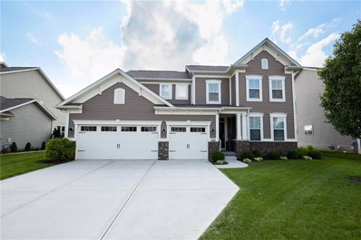 7814 Ringtail Circle, Zionsville, IN 46077 - #: 21642947