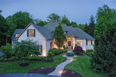 10805 Club Point Drive, Fishers, IN 46037 - #: 21642960