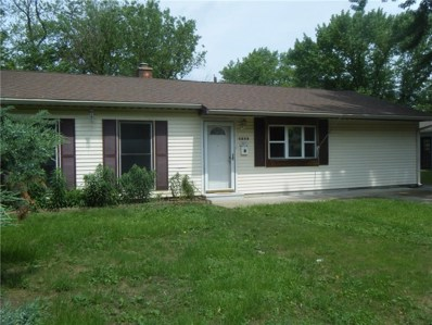 5808 Westhaven Drive, Indianapolis, IN 46254 - #: 21642991