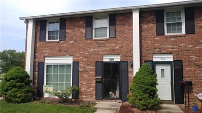 702 Ferndale Court, Indianapolis, IN 46227 - #: 21643013