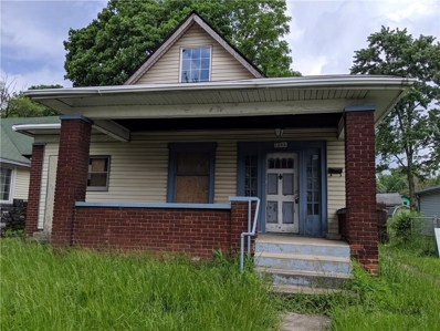 1353 N Dearborn Street, Indianapolis, IN 46201 - #: 21643130