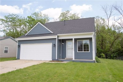 5155 Emmert Drive, Indianapolis, IN 46221 - #: 21643132