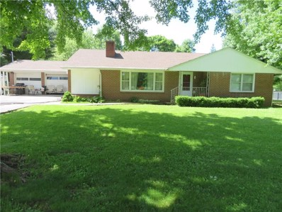 2359 W Rock River Ridge Road, Crawfordsville, IN 47933 - #: 21643258