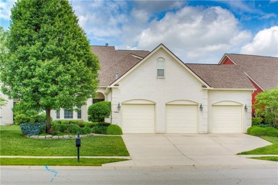 9242 Crystal River Drive, Indianapolis, IN 46240 - #: 21643292