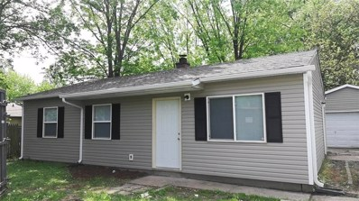 8637 Catalina Drive, Indianapolis, IN 46226 - #: 21643674