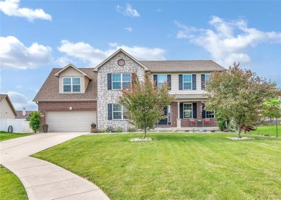1110 Foxtail Drive, Franklin, IN 46131 - #: 21643753