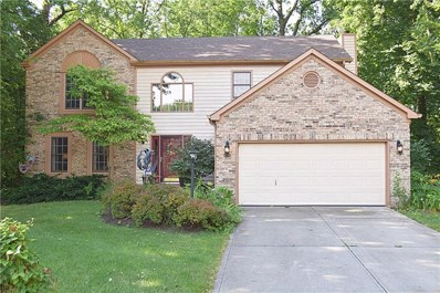 6804 Bluffgrove Court, Indianapolis, IN 46278 - #: 21643795