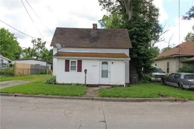 663 S Vine Street, Seymour, IN 47274 - #: 21643917