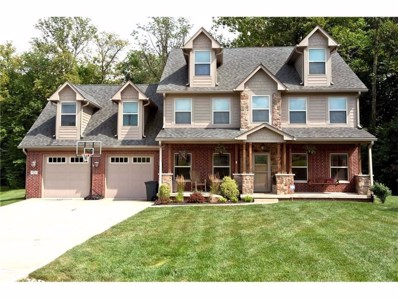 6801 E Rolling Valley Court, Mooresville, IN 46158 - #: 21643964