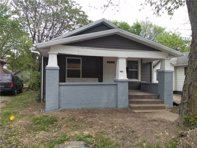 1027 N Tibbs Avenue, Indianapolis, IN 46222 - #: 21644044