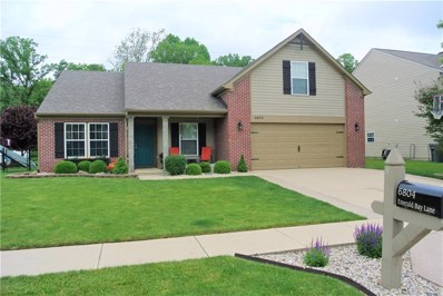 6804 Emerald Bay Lane, Indianapolis, IN 46237 - #: 21644127