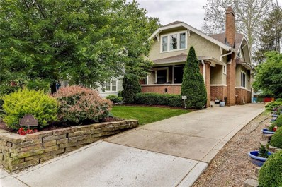 317 E 47th Street, Indianapolis, IN 46205 - #: 21644223