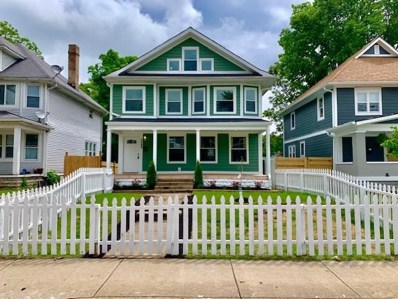 3249 Ruckle Street, Indianapolis, IN 46205 - #: 21644226