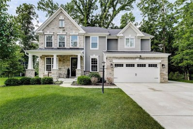 5723 Peaking Fox Drive, Indianapolis, IN 46237 - #: 21644311