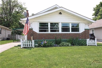 181 W Wiley Street, Greenwood, IN 46142 - #: 21644330