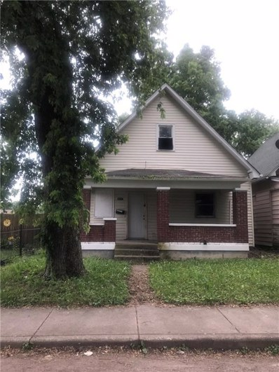 837 W 28th Street, Indianapolis, IN 46208 - #: 21644513