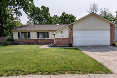 7651 S Baywood Drive, Indianapolis, IN 46236 - #: 21644612