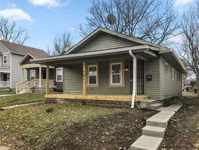 2046 Cornell Avenue, Indianapolis, IN 46202 - #: 21644965