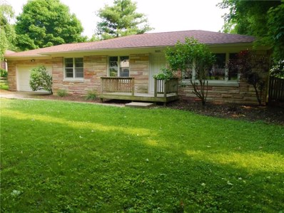 5025 Mount Pleasant South Street, Greenwood, IN 46142 - #: 21644973