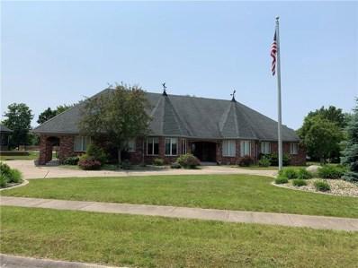 2503 Lake Crossing Drive, Greenwood, IN 46143 - #: 21645026
