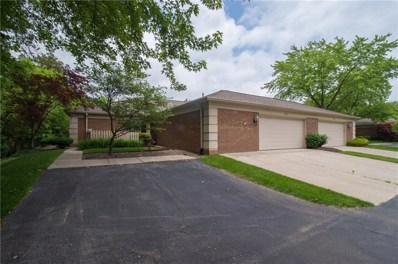 8512 Bent Tree Court UNIT 8512, Indianapolis, IN 46260 - #: 21645044