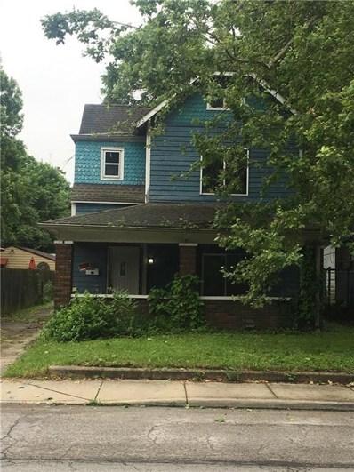 1621 E Michigan Street, Indianapolis, IN 46201 - #: 21645232