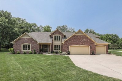 4202 Maple Hill Drive, Greenwood, IN 46143 - #: 21645340