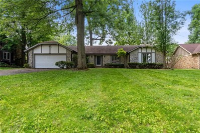 8321 Tanager Lane, Indianapolis, IN 46256 - #: 21645429