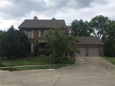 7680 Whitlock Court, Indianapolis, IN 46268 - #: 21645442