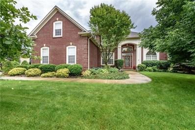 16417 Oak Manor Drive, Westfield, IN 46074 - #: 21645451