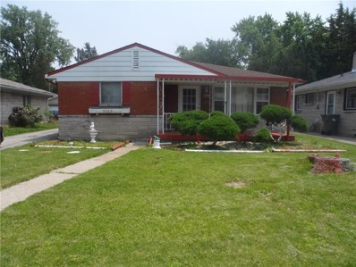 3229 N Dequincy Street, Indianapolis, IN 46218 - #: 21645528