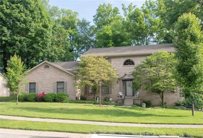 7582 Timber Springs Drive N, Fishers, IN 46038 - #: 21645609