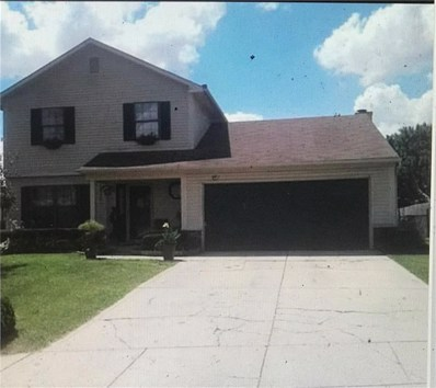 4301 Guion Lakes Boulevard, Indianapolis, IN 46254 - #: 21645621