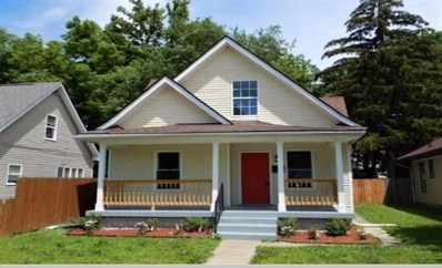 3919 Boulevard Place, Indianapolis, IN 46208 - #: 21645686