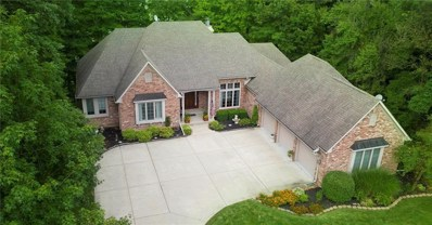 3912 Knoll Wood Lane, Anderson, IN 46011 - #: 21645736