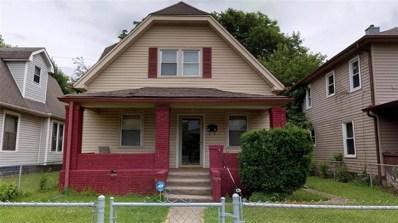 3953 Graceland Avenue, Indianapolis, IN 46208 - #: 21645765