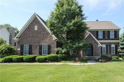 9097 Iris Lane, Zionsville, IN 46077 - #: 21645802