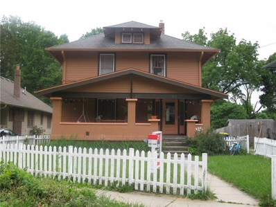 362 S Downey Avenue, Indianapolis, IN 46219 - #: 21645985