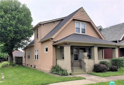 2242 S Union Street, Indianapolis, IN 46225 - #: 21646127