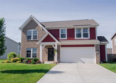 5583 W Woods Edge Drive, McCordsville, IN 46055 - #: 21646145