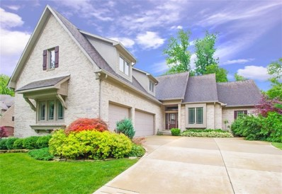 12137 Stern Drive, Indianapolis, IN 46256 - #: 21646162