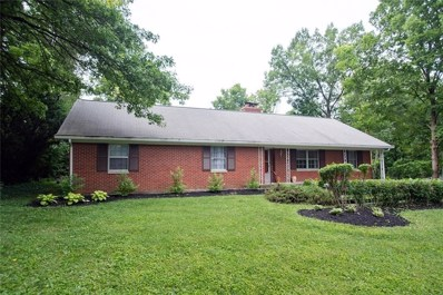 7635 Sentinel Trail, Indianapolis, IN 46250 - #: 21646377