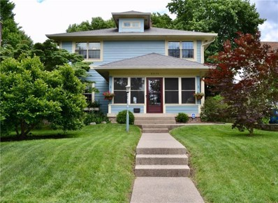 6375 Broadway Street, Indianapolis, IN 46220 - #: 21646398
