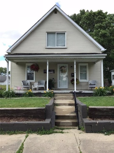 1524 W 6th Street, Anderson, IN 46016 - #: 21646576