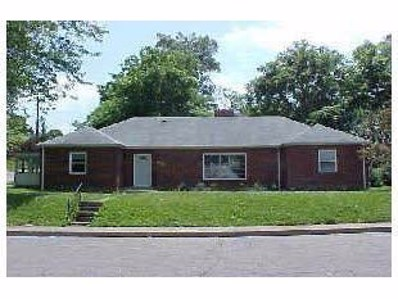 1601 W 10th Street, Anderson, IN 46016 - #: 21646613