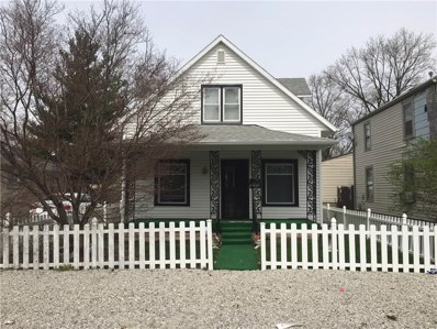 1224 Martin Street, Indianapolis, IN 46227 - #: 21646776