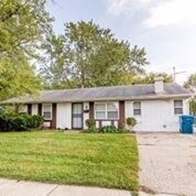 8543 Montery Road, Indianapolis, IN 46226 - #: 21646788