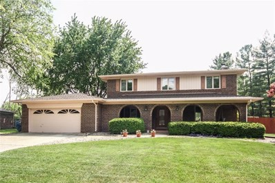 8740 Maple View Drive, Indianapolis, IN 46217 - #: 21646853